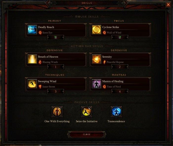 Diablo III. Руководство по Монаху - Изображение 5