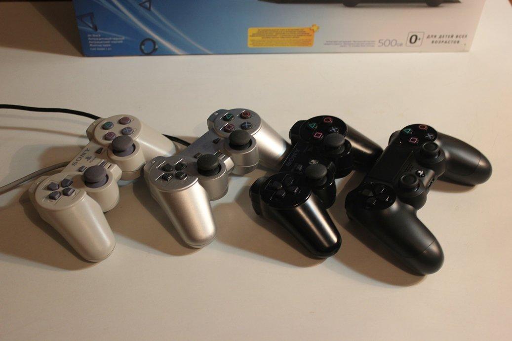 PlayStation 4: распаковка и первый запуск - Изображение 13