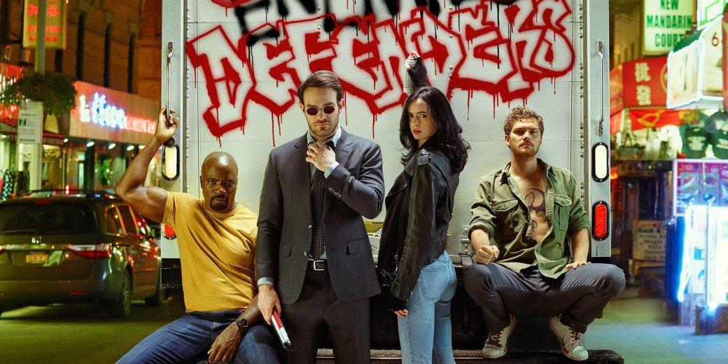 Marvel и Netflix завершили съемки «Защитников» - Изображение 1