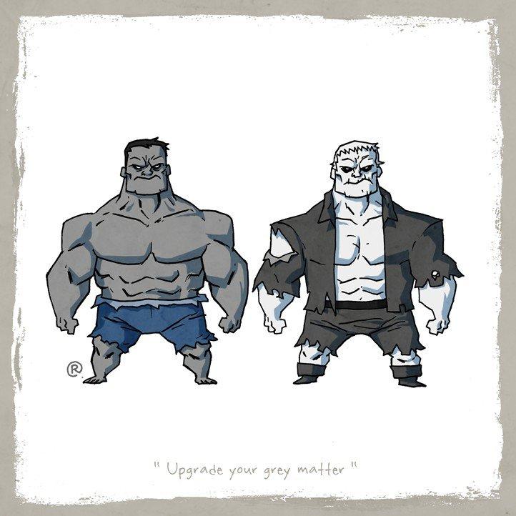 Как Marvel персонажей DC воровала (и наоборот). - Изображение 33