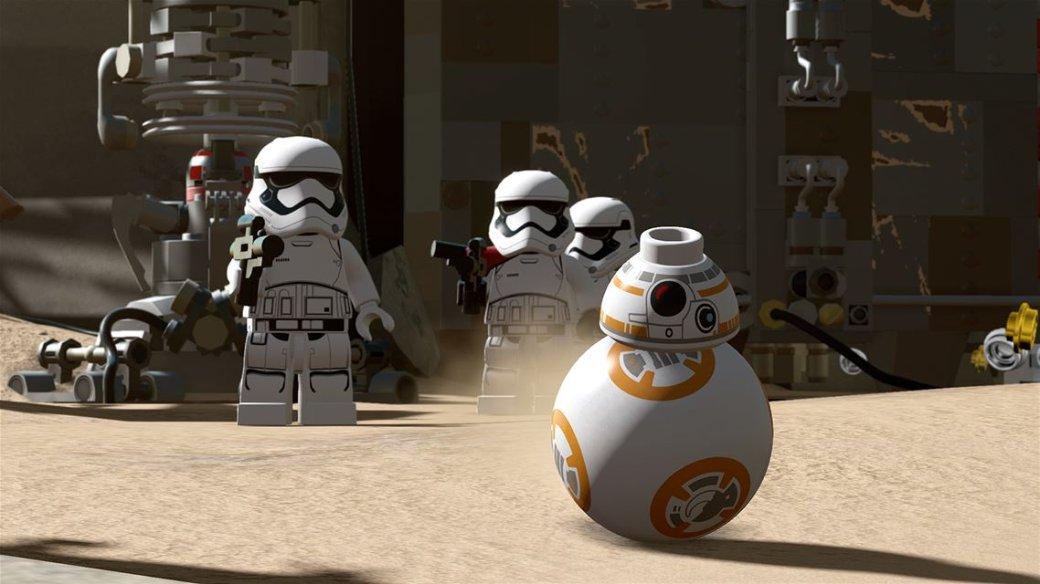 Трейлер Lego Star Wars: The Force Awakens утек в Сеть - Изображение 1