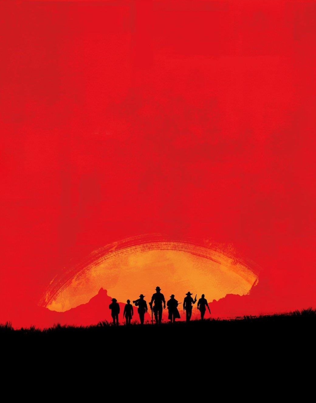 Анонс сиквела Red Dead все ближе: Rockstar опубликовала новый арт - Изображение 1