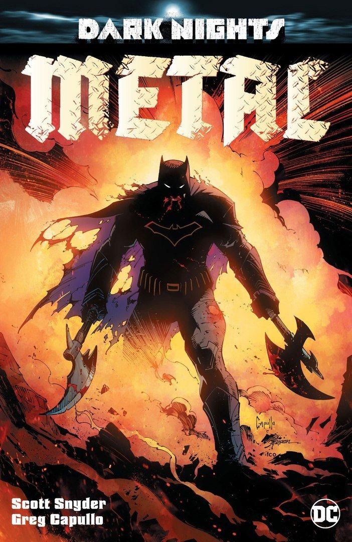 Первые подробности главного летнего комикса DC – Dark Nights: Metal - Изображение 1
