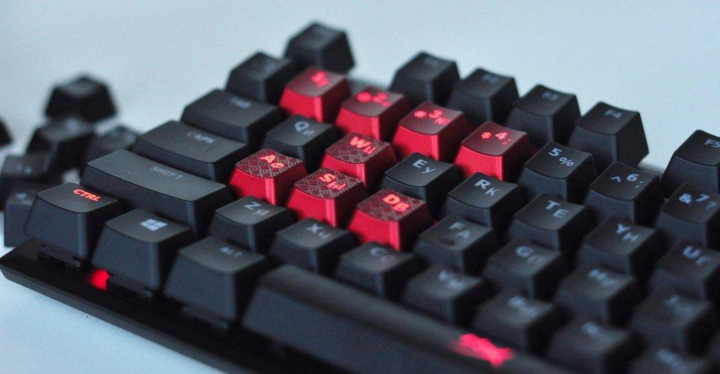 Обзор механической клавиатуры HyperX Alloy FPS - Изображение 1