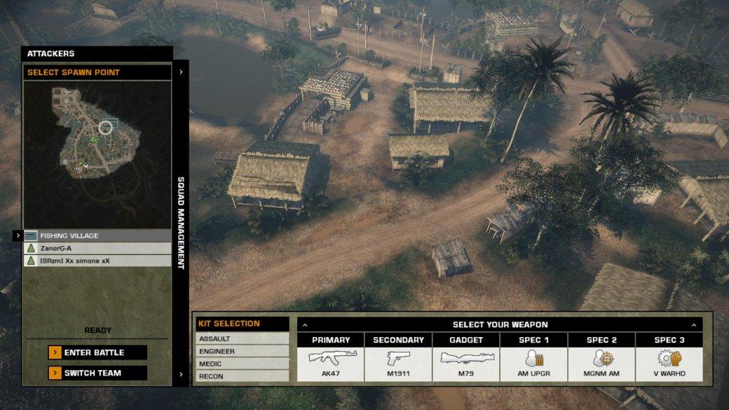 От Battlefield 2 к Battlefield 3. Часть вторая - Изображение 24