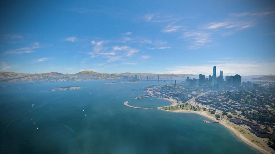 Сравнение графики Watch Dogs 2 на PC и PS4 Pro - Изображение 28