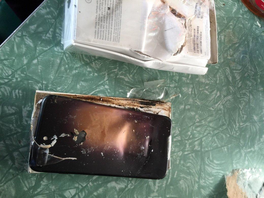 Apple берет пример у Samsung? Теперь один за другим взрываются iPhone - Изображение 2