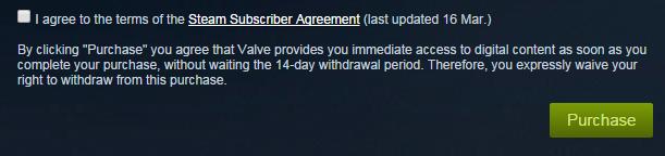 [Обновлено] Steam не будет возвращать деньги европейцам - Изображение 3