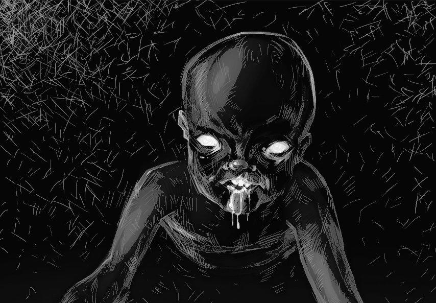Потомок тёмных. Глава 1 - Изображение 1