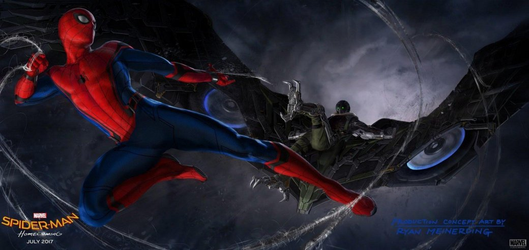 Майкла Китона признали Стервятником в новом «Человеке-пауке» - Изображение 3