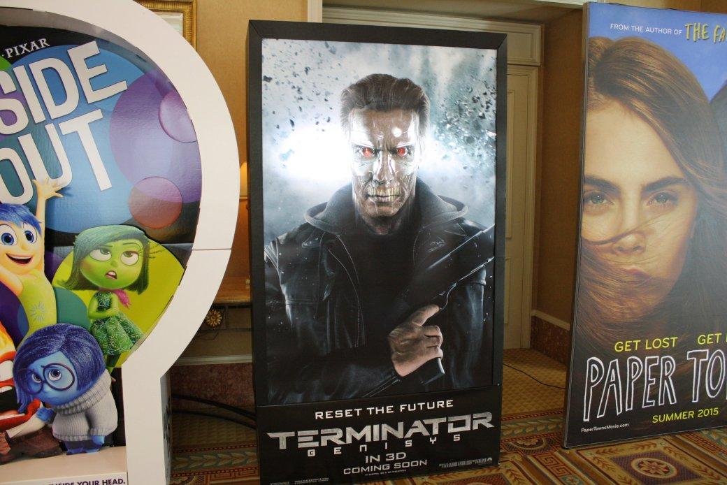 Новые постеры с CinemaCon и фото с площадки «Дэдпула» - Изображение 20