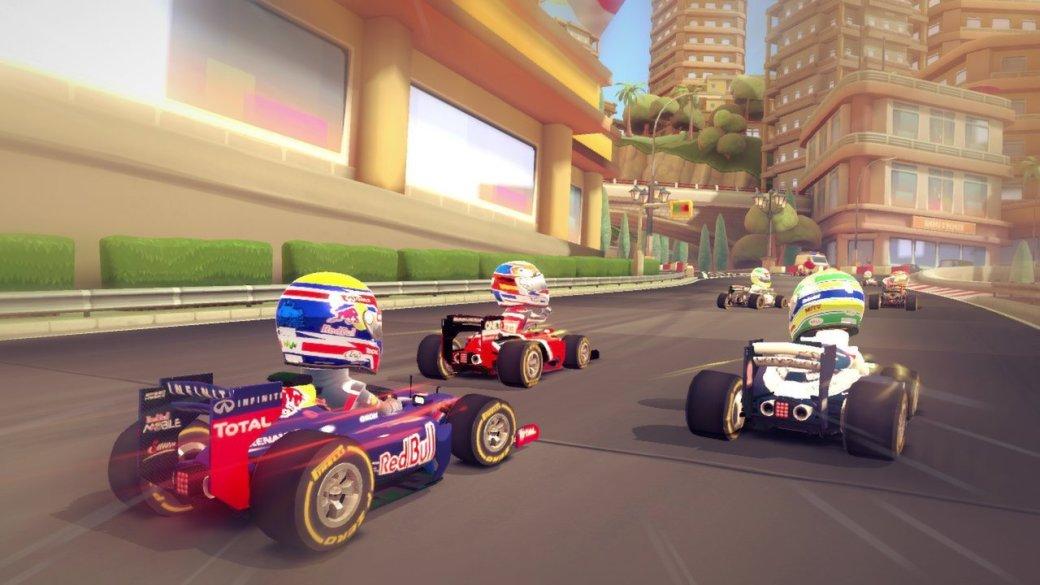 Рецензия на F1 Race Stars - Изображение 5