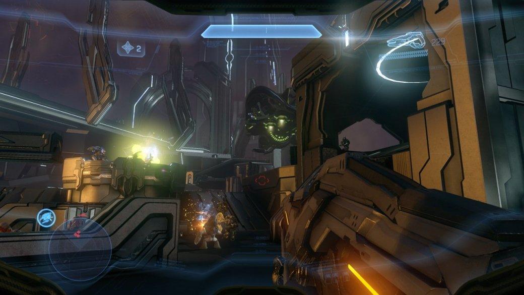 Halo 4. Репортаж из студии разработчиков. - Изображение 3