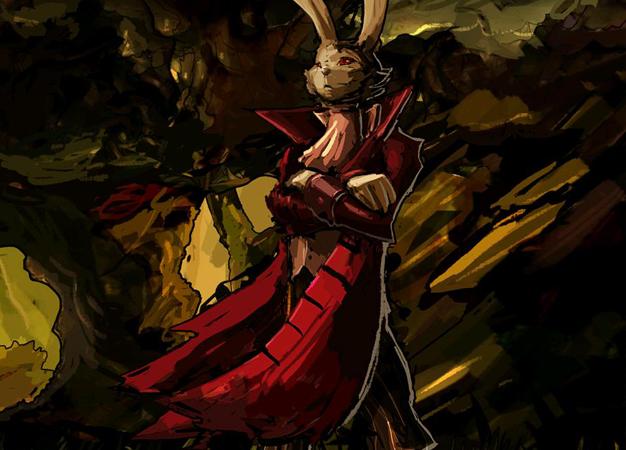 Волшебная сказка The Night of the Rabbit  - Изображение 1