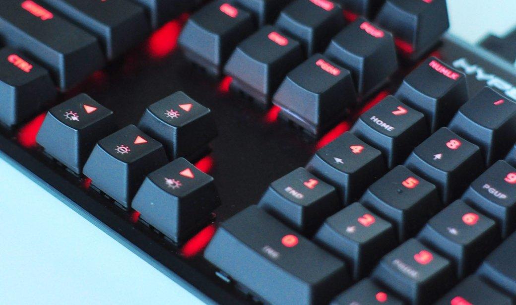 Обзор механической клавиатуры HyperX Alloy FPS - Изображение 2