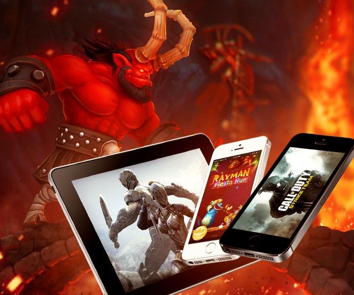 Крупный калибр: 8 больших мобильных игр квартала - Изображение 1