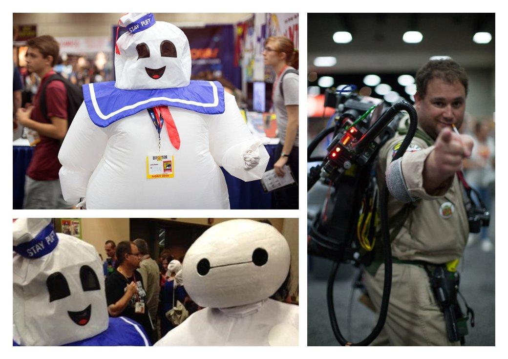 Косплей Comic-Con - Изображение 18