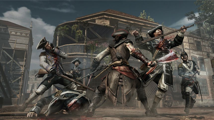 Gamescom 2012: Assassin's Creed III: Liberation - Изображение 3