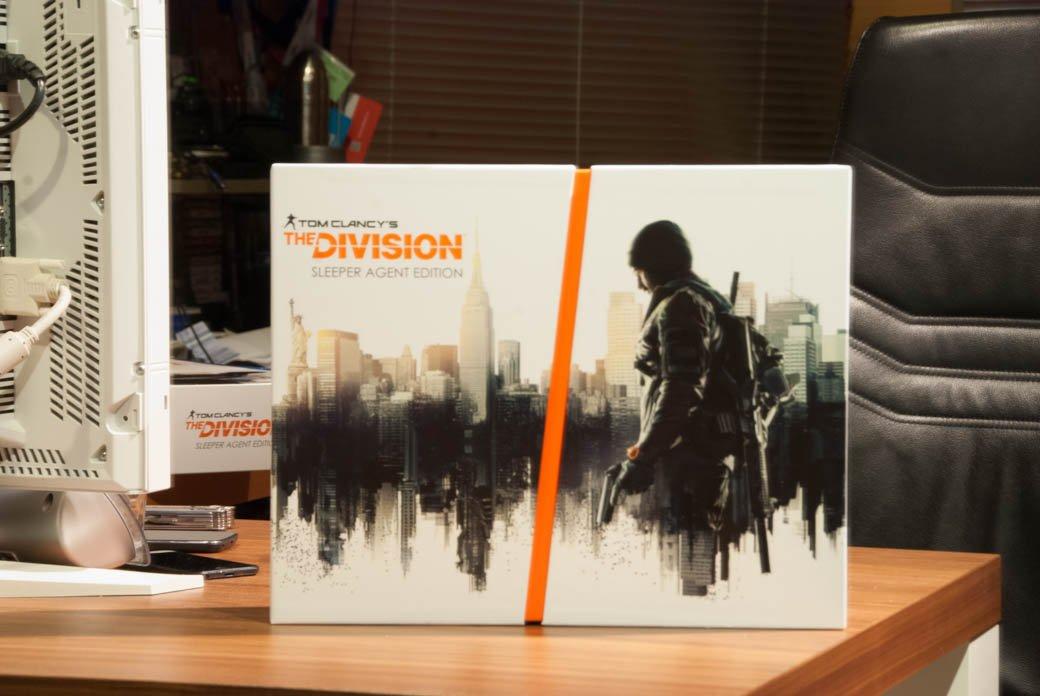 Распаковка коллекционного издания Tom Clancy's The Division - Изображение 4