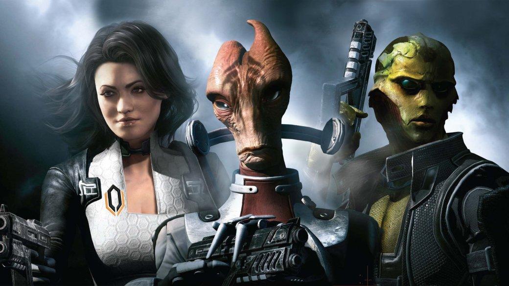 Выход Mass Effect: Возрождение запланирован на июль этого года - Изображение 1