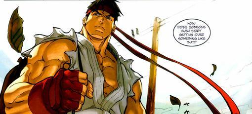 Комиксы: Street Fighter - Изображение 3