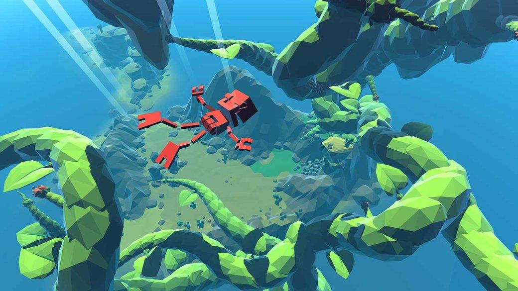 Grow Home: новая игра Ubisoft выйдет через 2 недели - Изображение 1