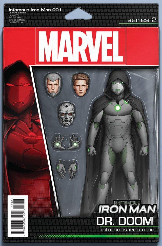 Marvel, завязывай! Соктября Железным Человеком станет Доктор Дум. - Изображение 7