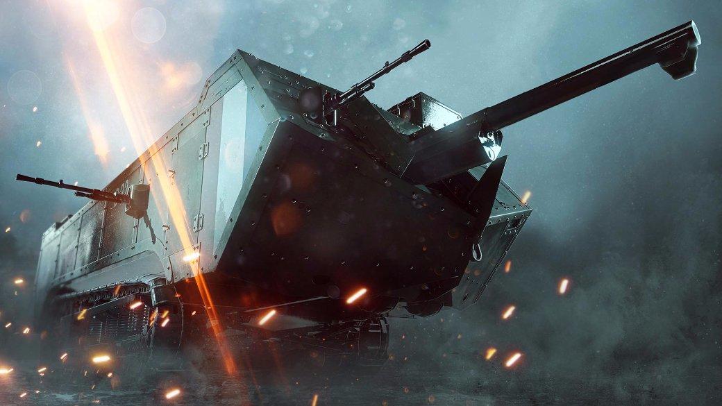 Сравниваем новые карты Battlefield 1 сархивными фотографиями. - Изображение 25