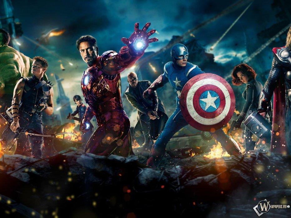 Лучший Пост Недели: Мстители - Изображение 1