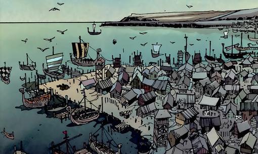 Комиксы: Northlanders - Изображение 4