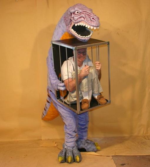 Самые странные костюмы на Хэллоуин - Изображение 12
