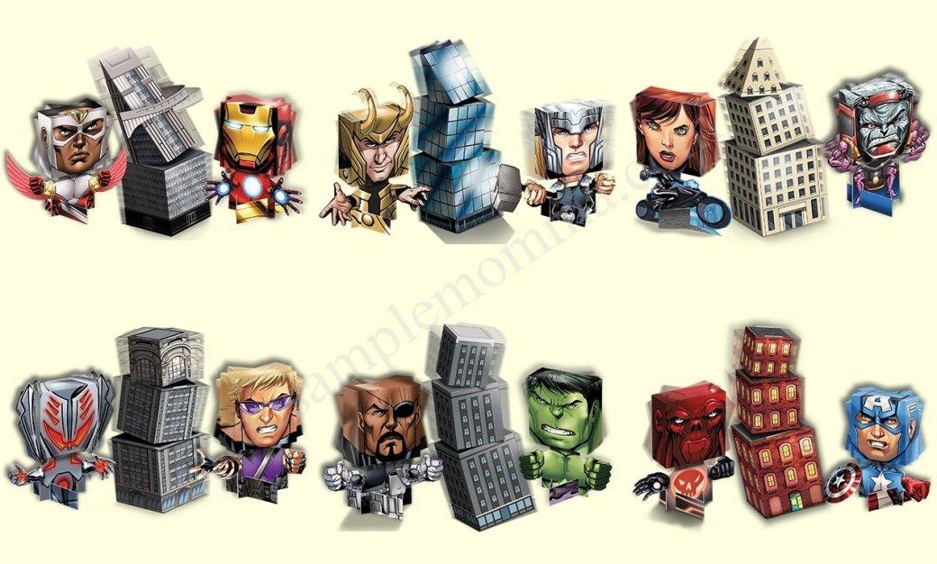 Галерея вариаций: Мстители-женщины, Мстители-дети... - Изображение 70