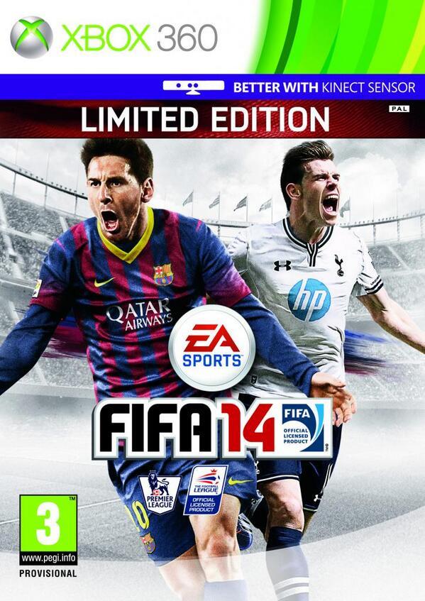 Лицо английской обложки FIFA 14 переезжает в испанский чемпионат - Изображение 1