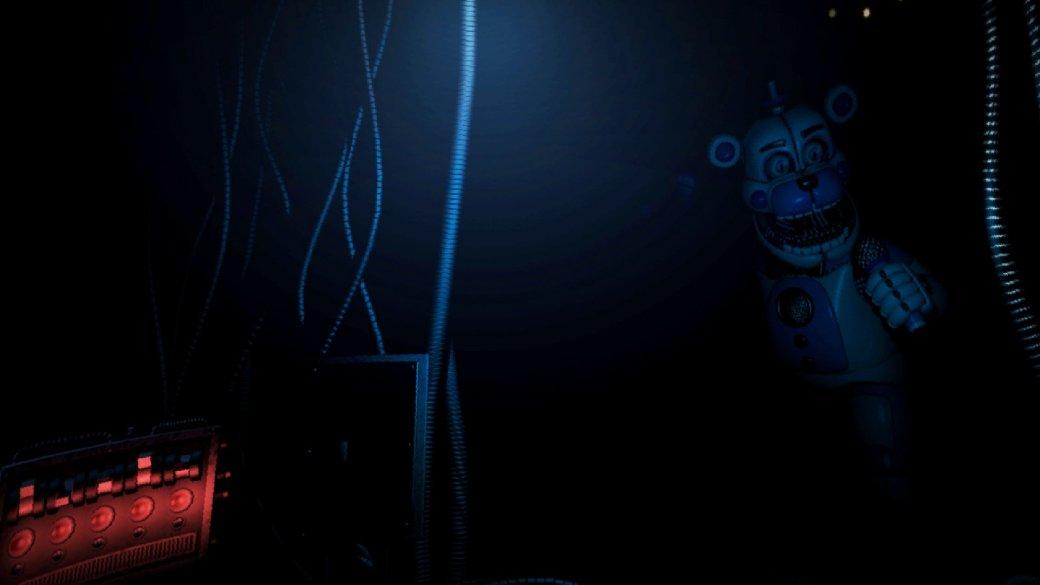 Five Nights at Freddy's: Sister Location выйдет в октябре - Изображение 1