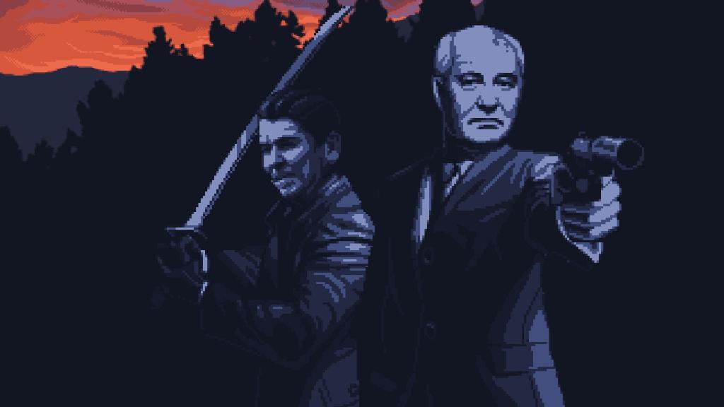 Президенты мировых держав уничтожают террористов самурайскими мечами - Изображение 1