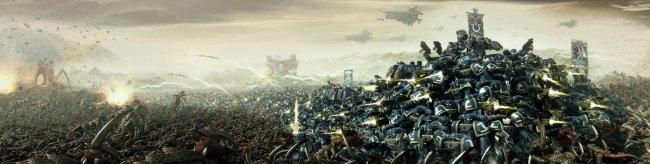 Warhammer 40000. История длинною в миллионы световых лет. Продолжение. - Изображение 1