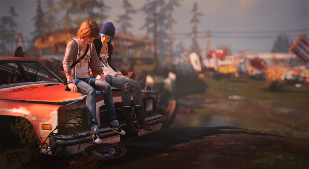 30 лучших игр 2015 года: Life is Strange - Изображение 2
