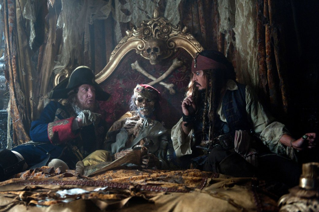 Киномарафон: обзор всех «Пиратов Карибского моря». - Изображение 14