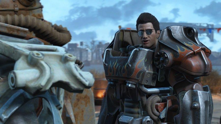 Fallout 4: гарпун, запрещенные чит-коды и  бета-версия патча в Steam - Изображение 1