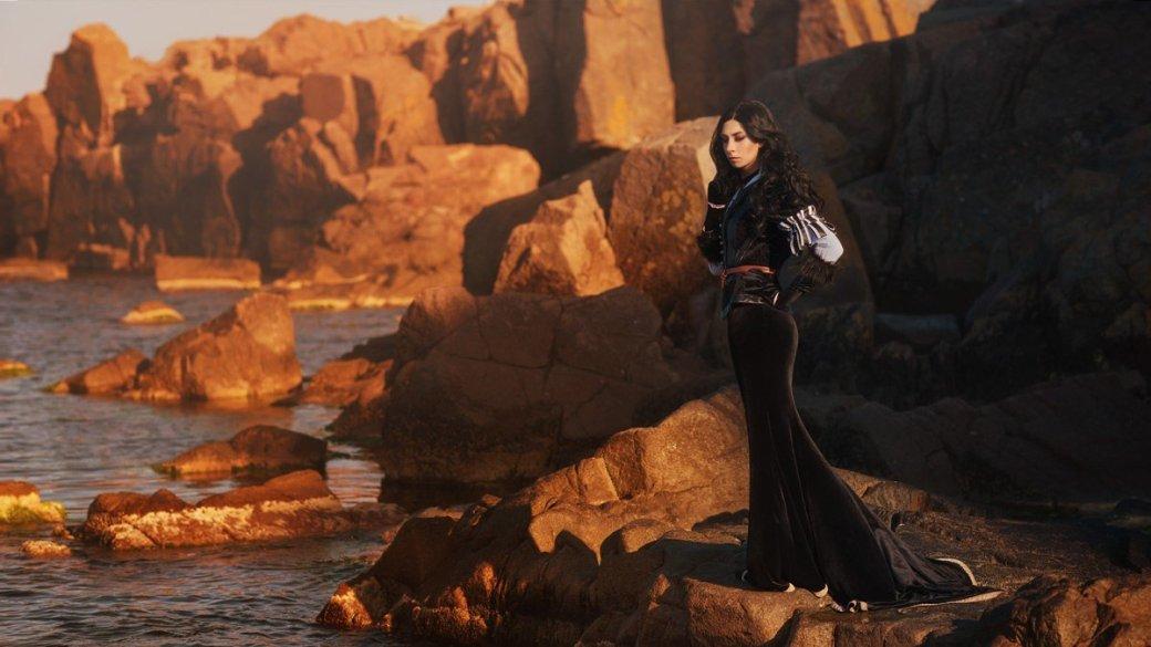 Косплей дня: две разных Йеннифэр изThe Witcher3. Какую выберетевы? - Изображение 5