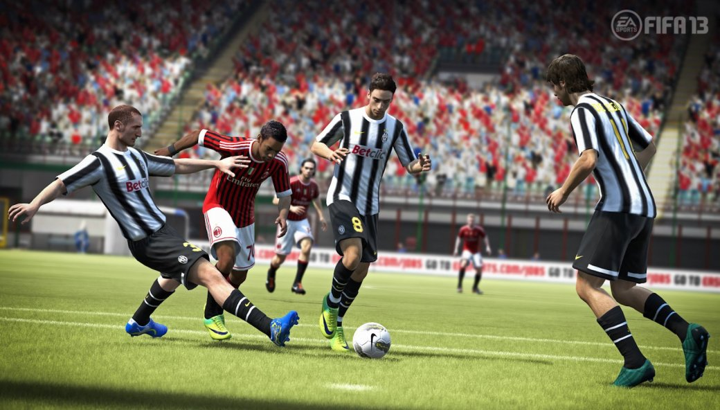 FIFA 13: эксклюзивный репортаж из Лондона - Изображение 2