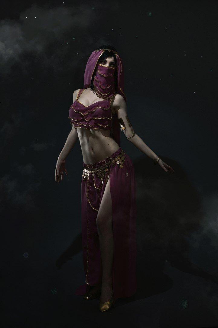 Косплей дня: потрясающая Милина из Mortal Kombat. - Изображение 3