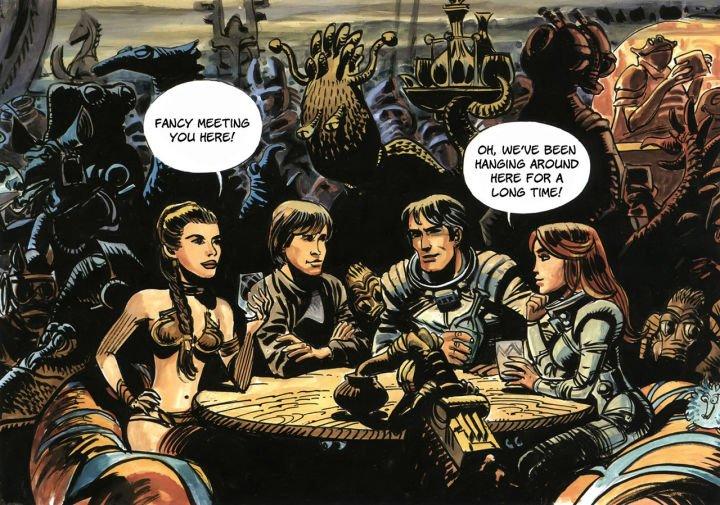 8 вещей, которые появились в«Звездных войнах» благодаря «Валериану». - Изображение 9
