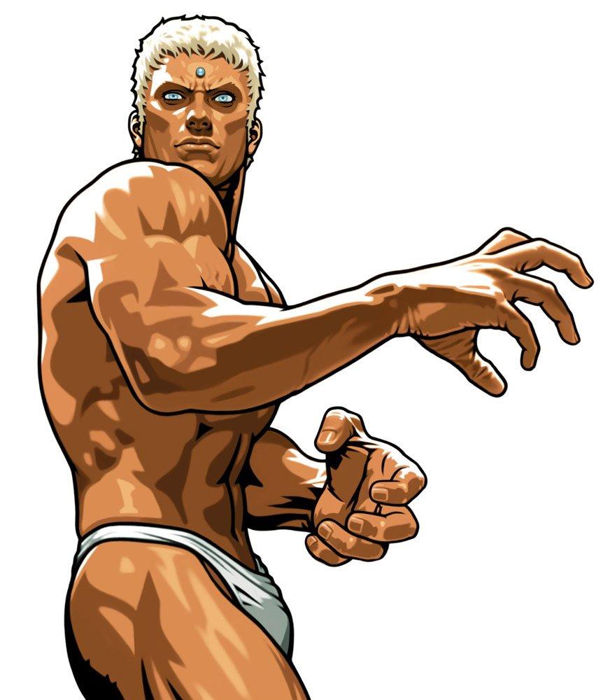 Дхалсим и новые персонажи найдены в файлах  Street Fighter 5 - Изображение 5