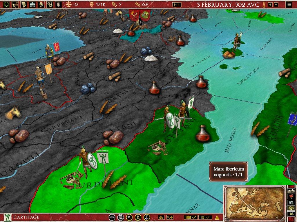 Пришел, увидел, победил: 8 игр о Римской империи - Изображение 8
