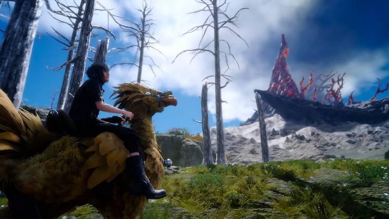 Square Enix отгрузила в магазины 5 миллионов копий Final Fantasy XV - Изображение 1