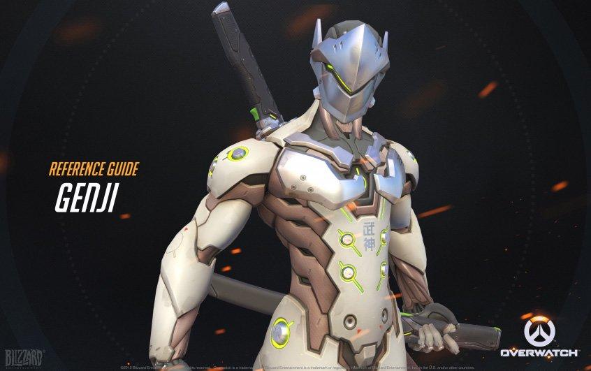 Blizzard выпустила подробные косплей-гайды для Overwatch - Изображение 1
