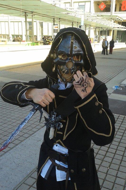 10 лучших косплеев главного героя игры Dishonored - Изображение 3
