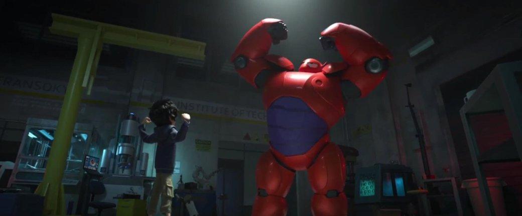 Вундеркинд одевает робота в ролике из «Города героев». - Изображение 1