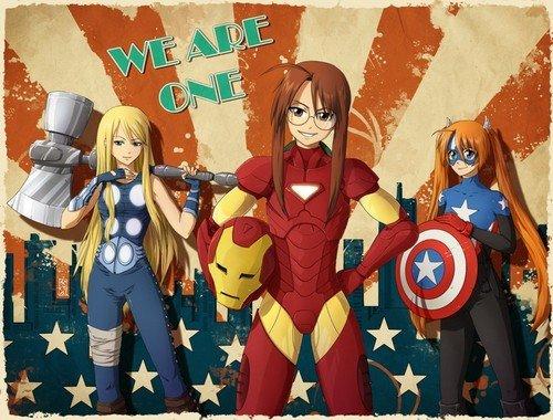 Галерея вариаций: Мстители-женщины, Мстители-дети... - Изображение 19